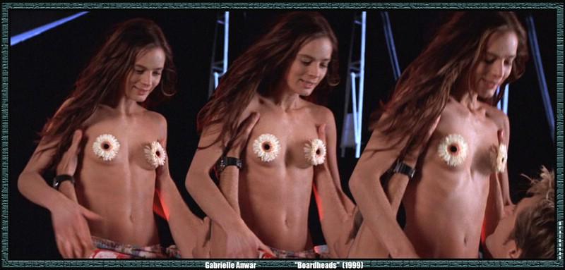 Gabrielle anwar nude scene in body snatchers picture