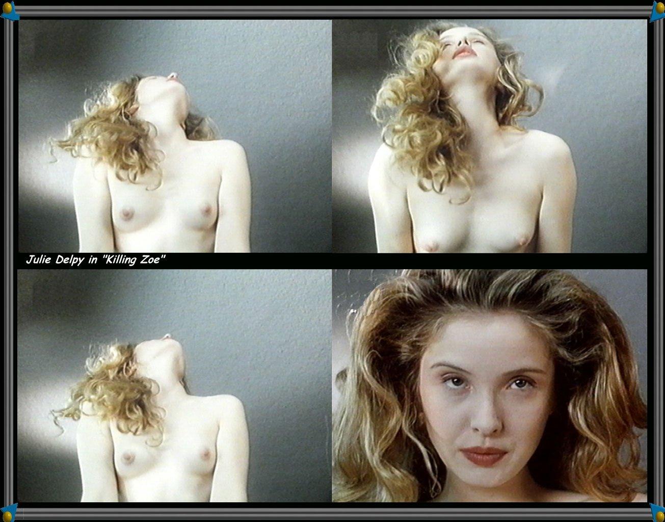 Julie Delpy Nackt